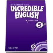 Incredible English 5. Teachers Book