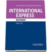 International Express Beginner. Class Audio CD