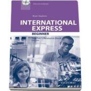 International Express Beginner. Teachers Resource Book with DVD