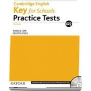 Key for Schools Practice Tests with Key Pack