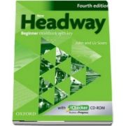 New Headway Beginner A1. Workbook and iChecker with Key. The worlds most trusted English course