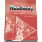 New Headway Elementary Third Edition. Class Audio CDs (2)