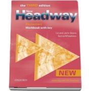 New Headway Elementary Third Edition. Workbook (With Key)