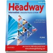 New Headway Intermediate Fourth Edition. Interactive Practice CD ROM. Six level general English course
