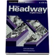 New Headway Intermediate. Workbook (with Key)