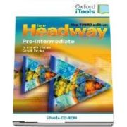 New Headway Pre Intermediate Third Edition. iTools. Headway resources for interactive whiteboards