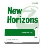 New Horizons 1. Class CD