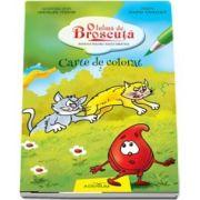 Virtosu Gheorghe, O inima de Broscuta. Carte de colorat 2