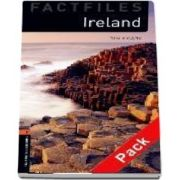 Oxford Bookworms Library Factfiles Level 2. Ireland audio CD pack