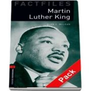 Oxford Bookworms Library Factfiles Level 3. Martin Luther King. Audio CD pack