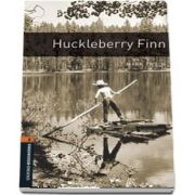 Oxford Bookworms Library Level 2. Huckleberry Finn audio pack