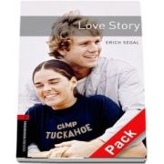 Oxford Bookworms Library Level 3. Love Story. Audio CD Pack 1000 Headwords