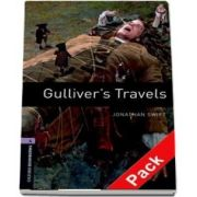 Oxford Bookworms Library. Level 4. Gullivers Travels audio CD pack