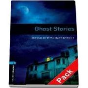 Oxford Bookworms Library. Level 5. Ghost Stories audio CD pack