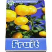 Oxford Read and Discover. Level 1, Fruit Audio CD Pack