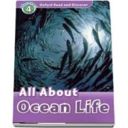 Oxford Read and Discover Level 4. All About Ocean Life. Book