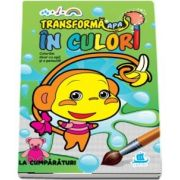 Transforma apa in culori. La cumparaturi