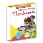 Toinet Vanessa, Un an in forma maxima: 365 de activitati Montessori