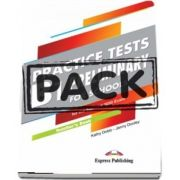 Dooley Jenny, B1 Preliminary For Schools Practice Tests. Teachers Book with Digibooks App