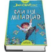 Walliams David, Baiatul miliardar