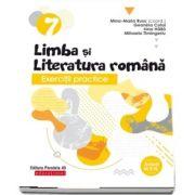 Exercitii practice de limba si literatura romana. Caiet de lucru, pentru clasa a VII-a