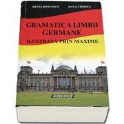 Gramatica limbii germane. Ilustrata prin maxime