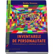 Stroescu Ovidiu, Inventarele de personalitate