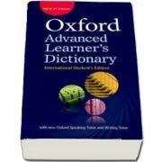 Oxford Advanced Learners Dictionary. International Students edition (only available in certain markets)