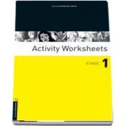 Oxford Bookworms Library. Stage 1. Activity Worksheets