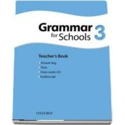 Oxford Grammar for Schools 3. Teachers Book and Audio CD Pack