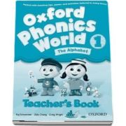 Oxford Phonics World Level 1. Teachers Book