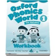 Oxford Phonics World Level 1. Workbook