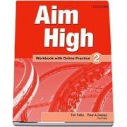 Aim High Level 2. Workbook with Online Practice