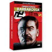 Brenner Hans, Operatiunea Barbarossa