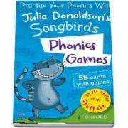 Oxford Reading Tree Songbirds. Phonics Games Flashcards