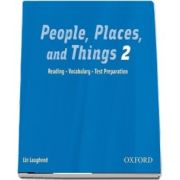 People, Places, and Things 2. Audio CD