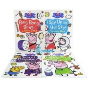 Peppa Pig Colouring. 4 Books