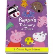 Peppa's Treasury of Tales