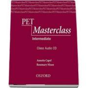 PET Masterclass. Class Audio CD