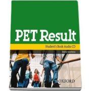 PET Result. Class Audio CD