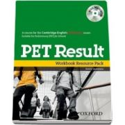 PET Result. Printed Workbook Resource Pack Without Key