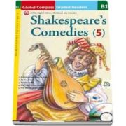 Shakespeare s Comedies. Includes an MP3 CD with the recordings in British English