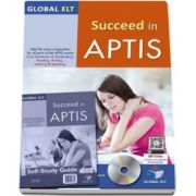 Succeed in APTIS. Self Study Edition. Included audio CD