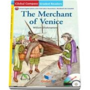 The Merchant of Venice. Includes an MP3 CD with the recordings in British English
