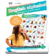 Alfabetul in engleza. Planse educationale