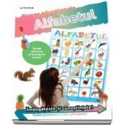Alfabetul. Planse educationale
