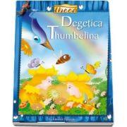 Degetica. Editie bilingva romana - engleza