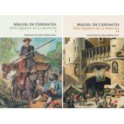 Don Quijote de la Mancha. Set 2 volume