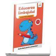 Educarea limbajului - grupele mica si mijlocie