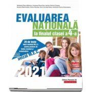 Evaluarea Nationala 2021 la finalul clasei a IV-a (Avizat M. E. C.)
